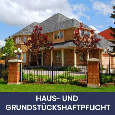 Haus- und Grundstückshaftpflicht